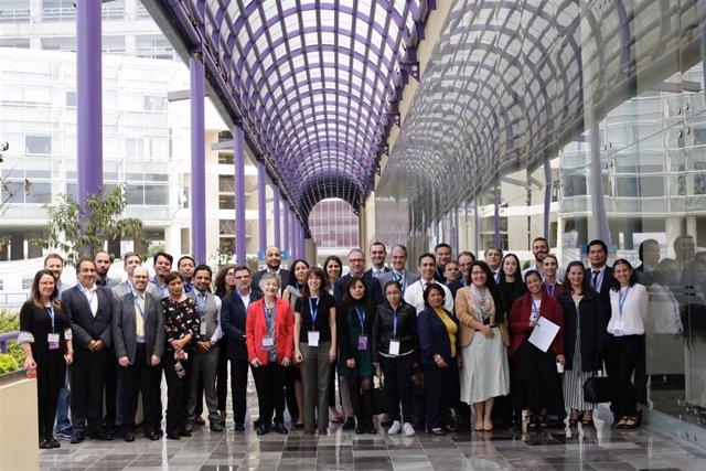 Miembros del proyecto internacional 'Selnet'
