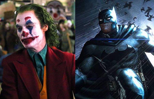 Joaquin Phoenix ¿junto a Batman?