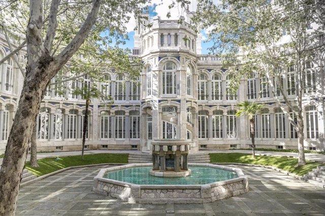 El Palacio De Maudes Abrira Sus Puertas Durante La Semana De