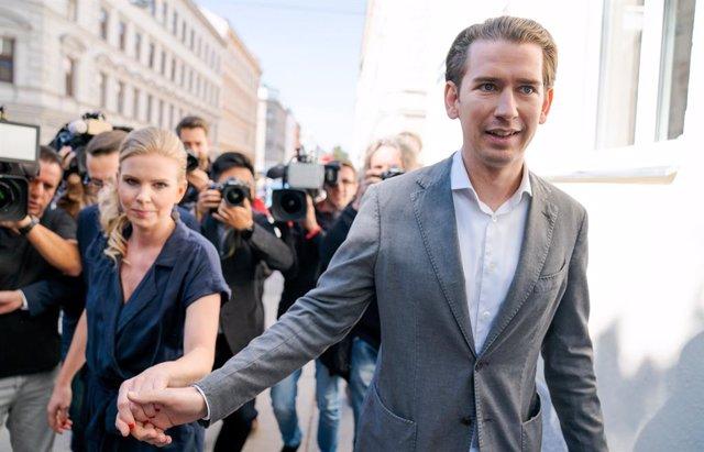 El primer ministre austríac, Sebastian Kurz