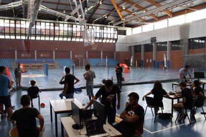 La UPM acogerá desde este martes al viernes un evento internacional de drones autónomos