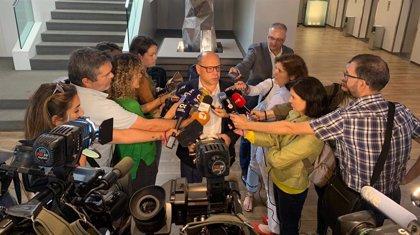 Barragán dice que este lunes se registrará toda la documentación para concurrir a las elecciones CC y NC juntos