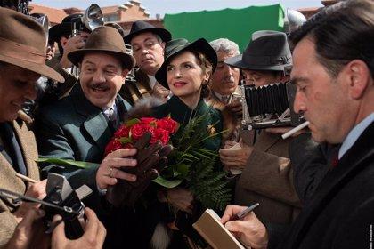 Primeras imágenes de 'Dime quién soy', la serie de Movistar+ basada en el libro homónimo de Julia Navarro