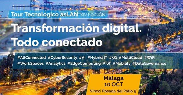 El tour ASLAN 2019 llega a Málaga