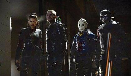 Así arranca la 8ª temporada de Arrow, que ya tiene sinopsis oficial