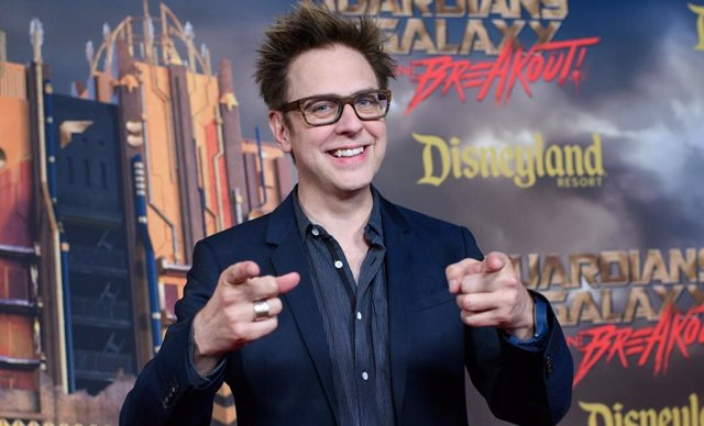James Gunn, director de Guardians Of The Galaxy