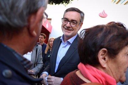 José Manuel Villegas volverá a encabezar la lista de Ciudadanos al Congreso por Almería