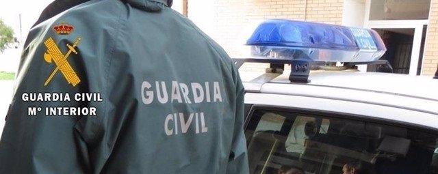 Foto de recurs de la Guàrdia Civil