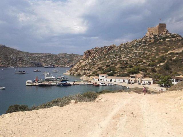 Puerto de Cabrera.