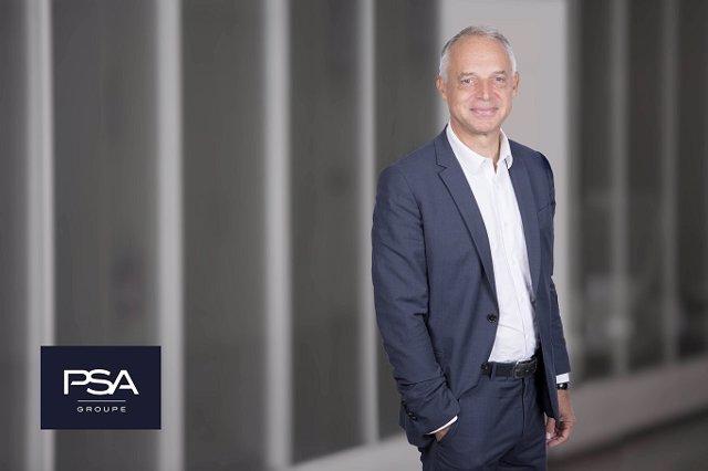 Xavier Peugeot, responsable de Vehículos Comerciales de PSA