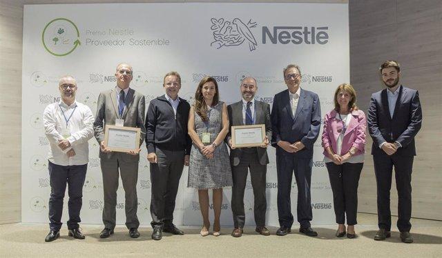 Premio Nestlé Proveedor Sostenible