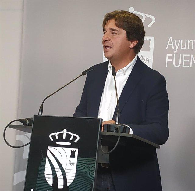 El alcalde de Fuenlabrada, Javier Ayala, presenta el 'Plan Fuenla'