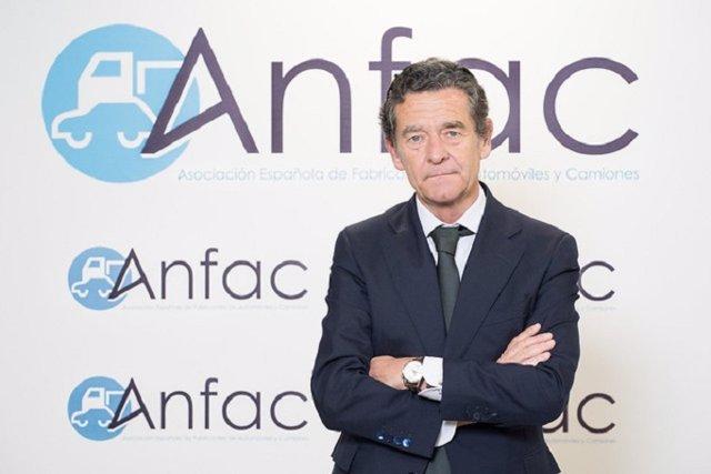 Mario Armero, vicepresidente ejecutivo de Anfac
