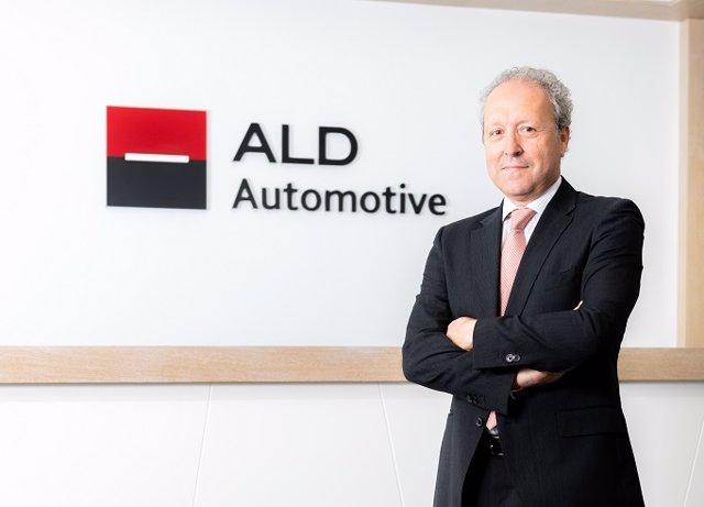 Antonio Cruz, subdirector general de ALD Automotive España