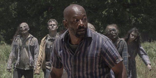 Morgan en Fear The Walking Dead