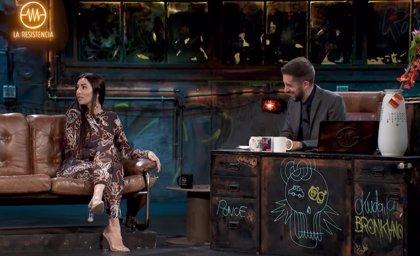 La errática y chiflada charla entre La Mala Rodríguez y David Broncano en La Resistencia