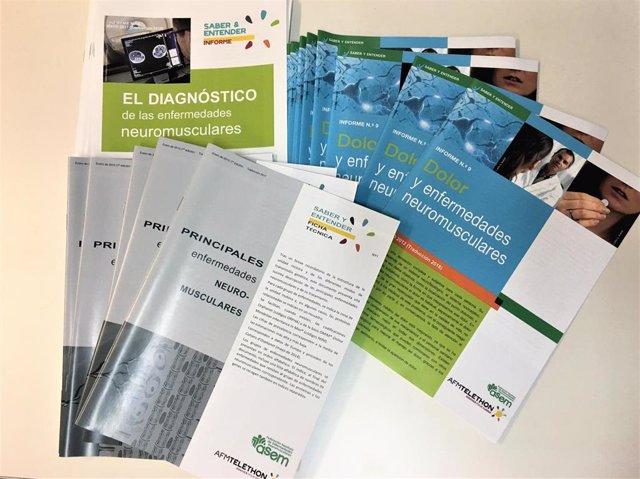 Publicaciones sociosanitarias traducidas.