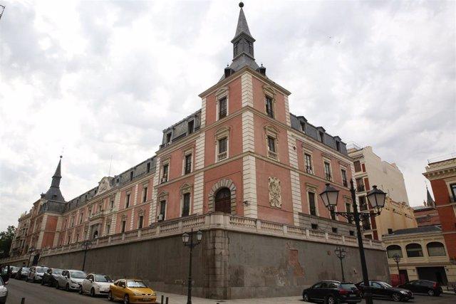 Salón del Reino del Museo del Prado