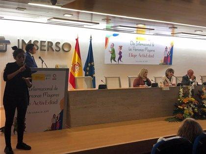 """Carcedo defiende que España es """"un buen país para los mayores"""", pero reconoce que """"existen retos"""""""
