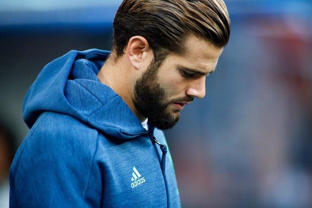 Fútbol/Champions.- Nacho sufre una lesión en el ligamento colateral interno de l