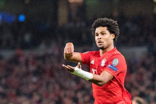 Fútbol/Champions.- (Crónica) El Bayern aplasta al subcampeón Tottenham y Juventu