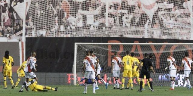 Fútbol/Segunda.- (Crónica) El Alcorcón rescata un punto de penalti en el descuen