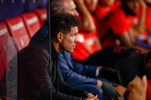 """Fútbol/Champions.- Simeone: """"El equipo ha manejado el partido de la mejor manera"""