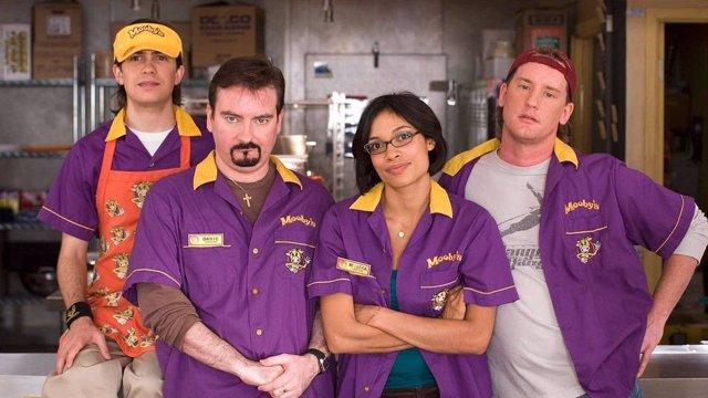 Fotograma de la película de 2006 Clerks II