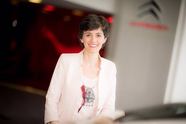 Laurence Hansen, nueva directora de Producto y Estrategia de Citroën