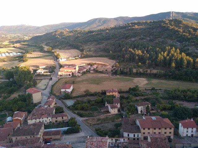 Pueblo de Castilla