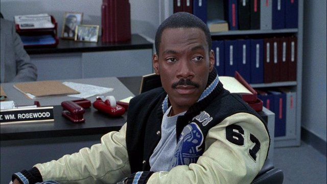 Eddie Murphy en Superdetective en Hollywood