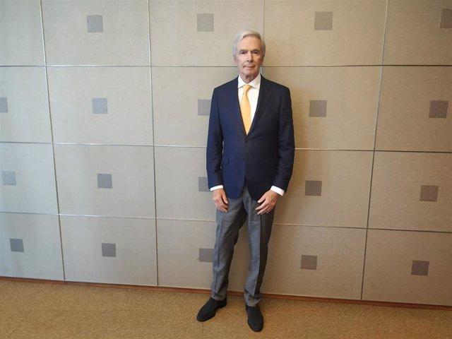Gabriel Echavarría, presidente de Compas