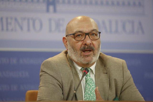 Alejandro Hernández, en una imagen de archivo.