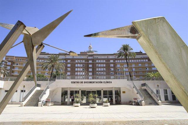Imágenes del Hospital Uiversitario Virgen del Rocío