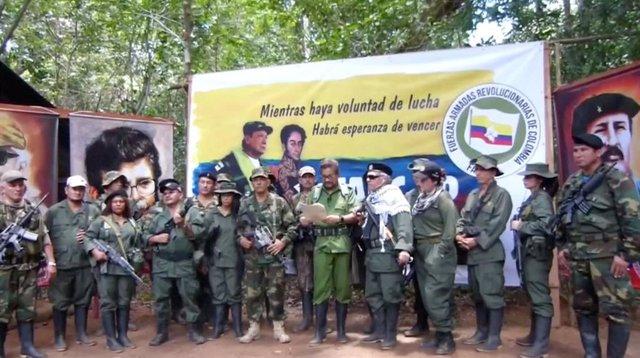 Iván Márquez y otros exmiembros de las FARC anuncian su vuelta a las armas