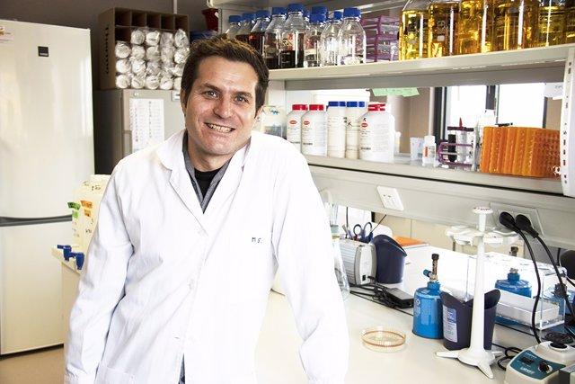 Fernando Calvo, investigador del IBBTEC