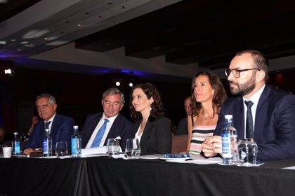 Ayuso solicita que la Comunidad sea sede de la Cumbre Iberoamericana de Jefes de Estado y de Gobierno