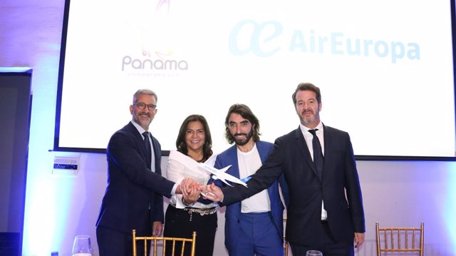 Globalia firma un acuerdo con Panamá para la promoción turística.