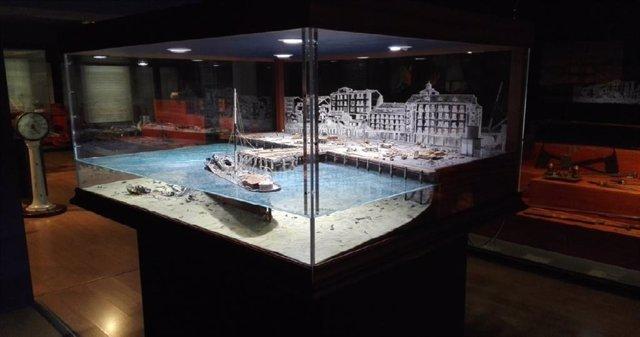 Diorama del Cabo Machichaco