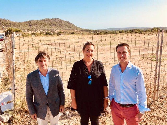 """El PP del Consell i de Calvià exigeixen """"urgència"""" amb el projecte de la nova estació de la ITV"""
