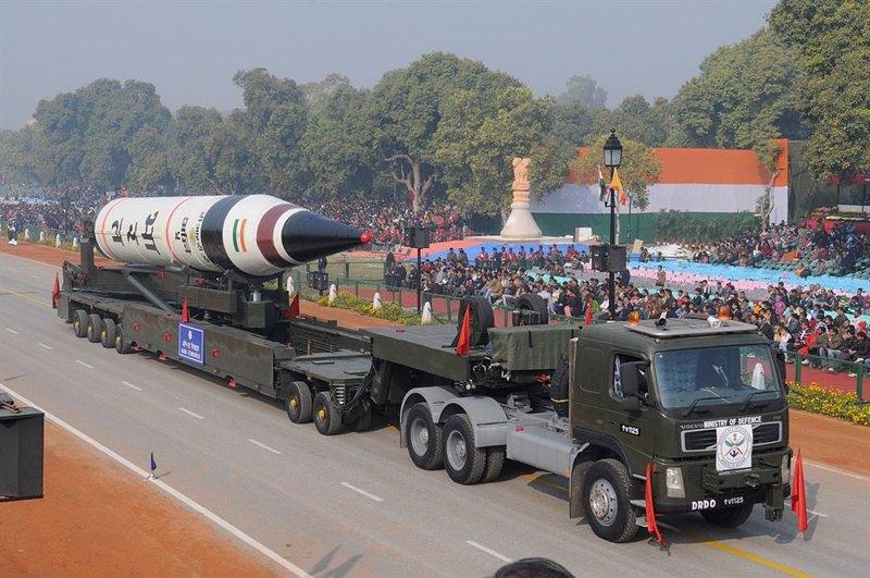 Una guerra nuclear entre India y Pakistán podrian enviarnos a la Edad del Hielo