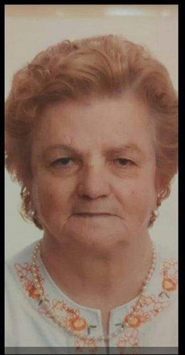 Mujer desaparecida en Carmona
