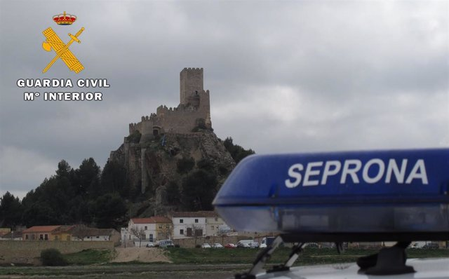 Imagen de archivo del Servicio de Proteción de la Naturaleza SEPRONA