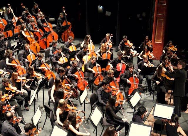La Orquesta Joven de Andalucía (OJA)