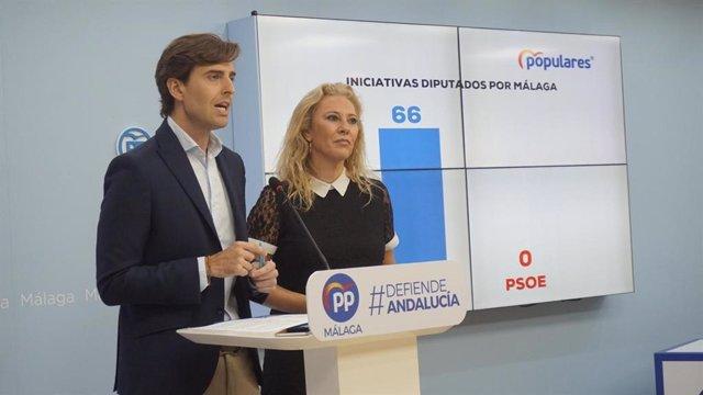 Montesinos y Carolina España (PP)