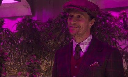 The Gentlemen: Matthew McConaughey es un traficante de marihuana en lo nuevo de Guy Ritchie
