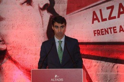 El presidente de Altadis alerta del peligro de comercializar productos de vapeo fuera de los cauces lícitos
