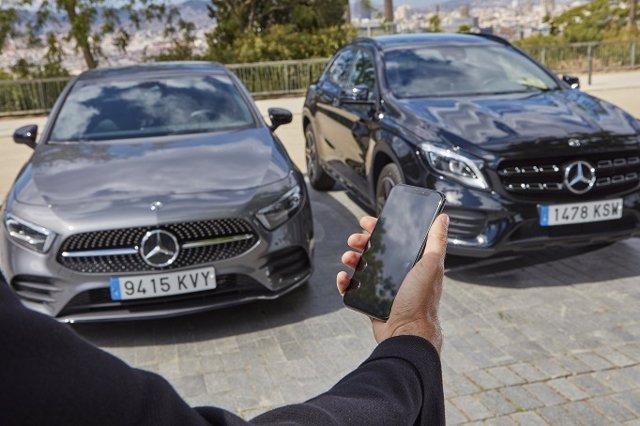 La compañía de alquiler de coches Virtuo inicia su actividad en Madrid con una flota de 100 vehículos