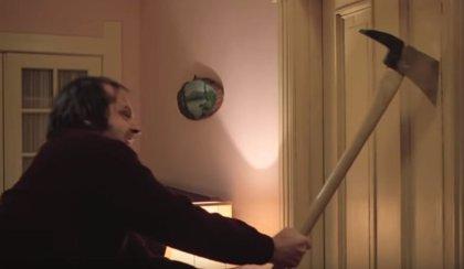 El hacha de Jack Nicholson en El Resplandor, subastado por 192.000 euros