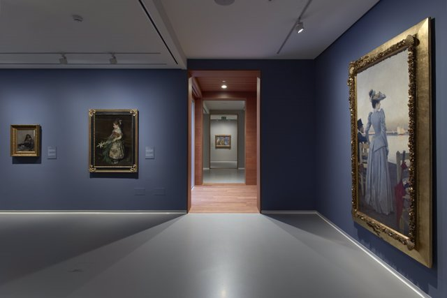 La Fundación María Cristina Masaveu Peterson abre al público, desde este viernes 4 de octubre, su nuevo espacio expositivo en Madrid, cerca del Paseo del Arte